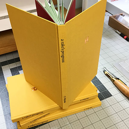 bar books for A Rake's Progress